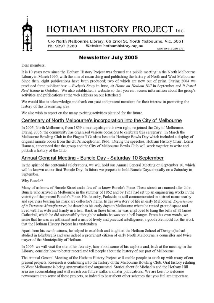 thumbnail of Newsletter_01_2005_July