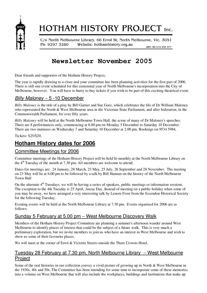 thumbnail of Newsletter_02_2005_November