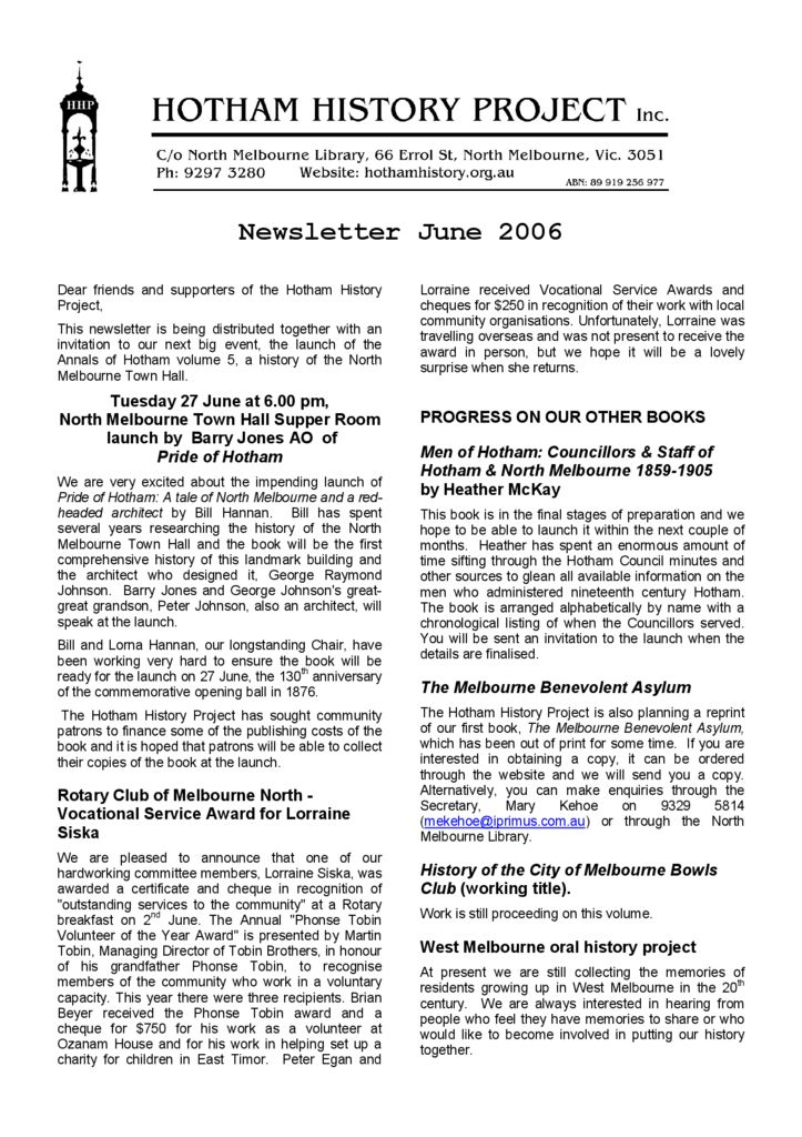 thumbnail of Newsletter_03_2006_June