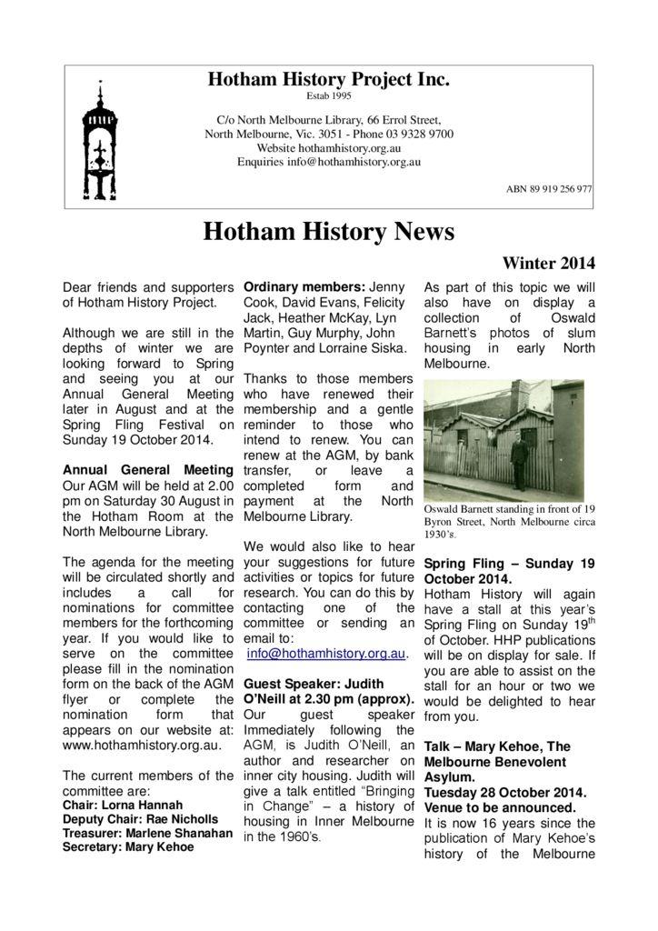 thumbnail of Newsletter_19_2014_August