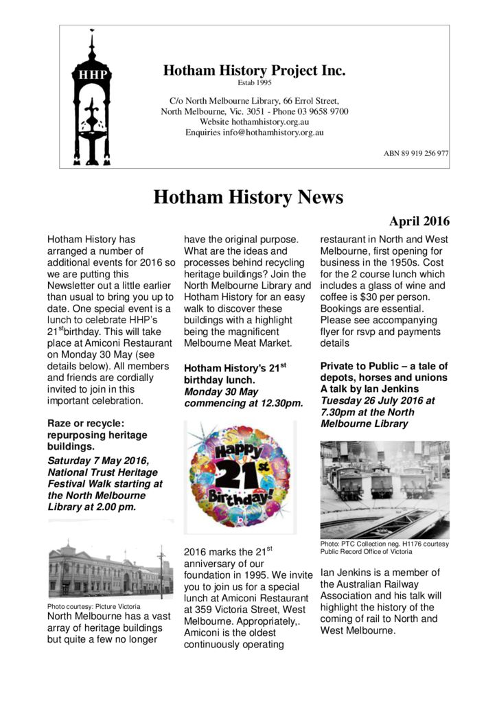 thumbnail of Newsletter_23_2016_April