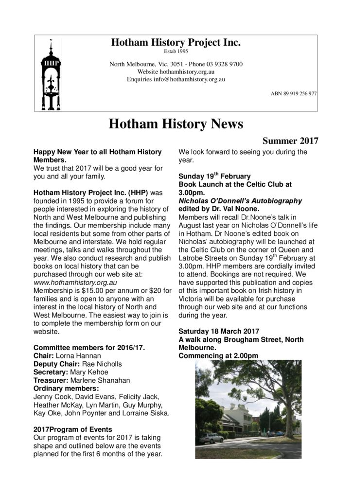 thumbnail of Newsletter_24_2017_February