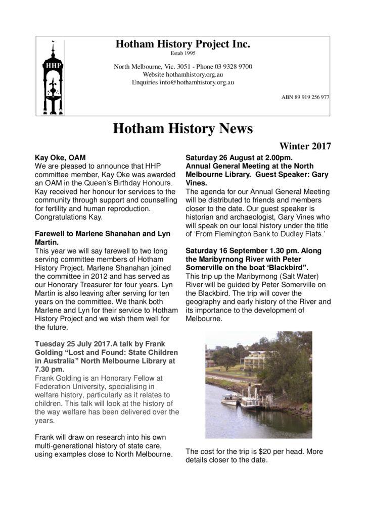 thumbnail of Newsletter_25_2017_June